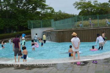笠松運動公園 水の広場