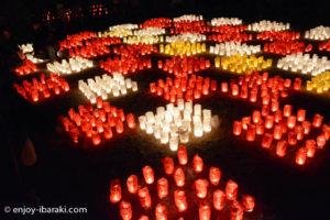 夜梅祭キャンドル