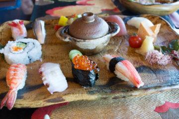 ギャラリー月カフェ〜おまかせ寿司午前