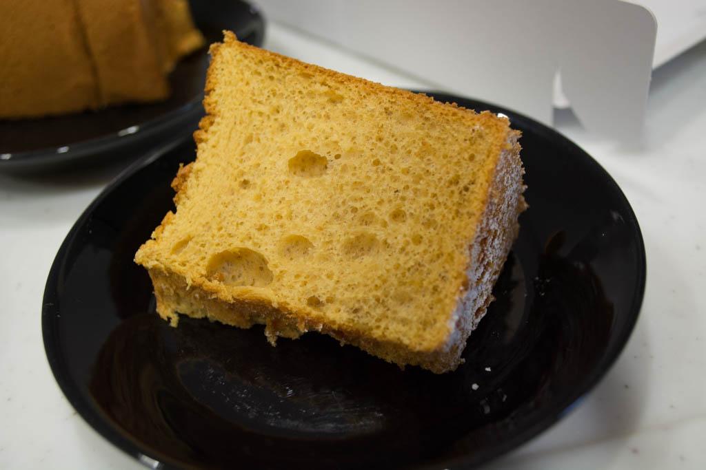 マダムディレイのシフォンケーキ