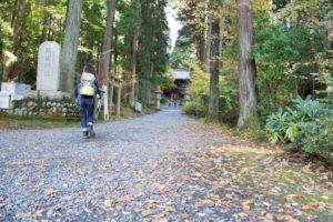 御岩神社へ行ってきました。しっかり登山靴はいてね。
