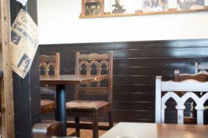 セントラルパークカフェ室内