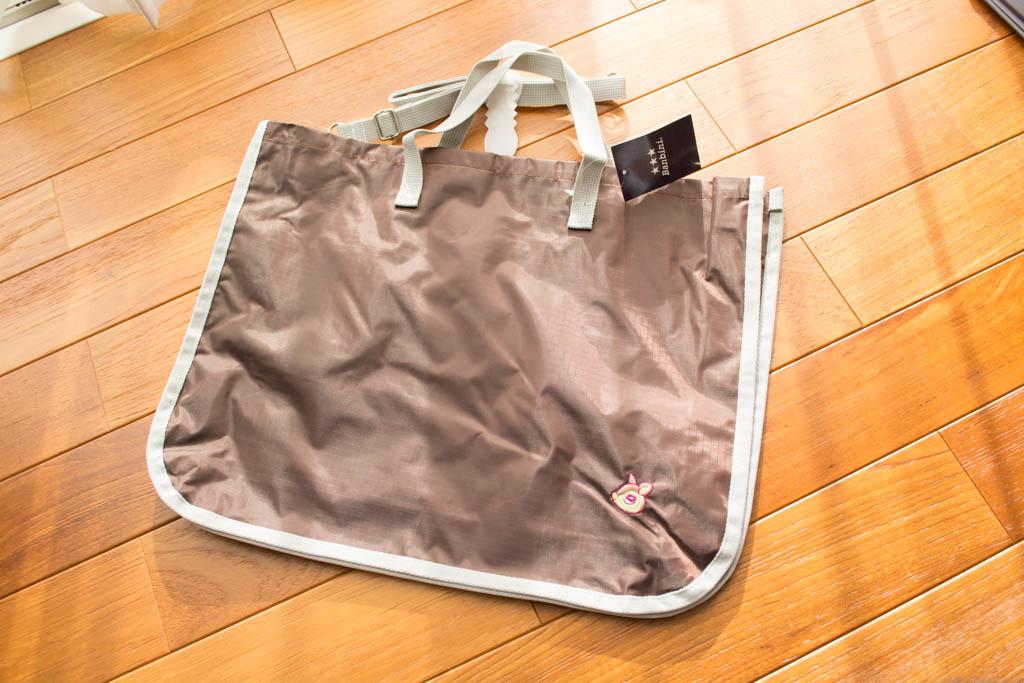 バンビの手提げ袋