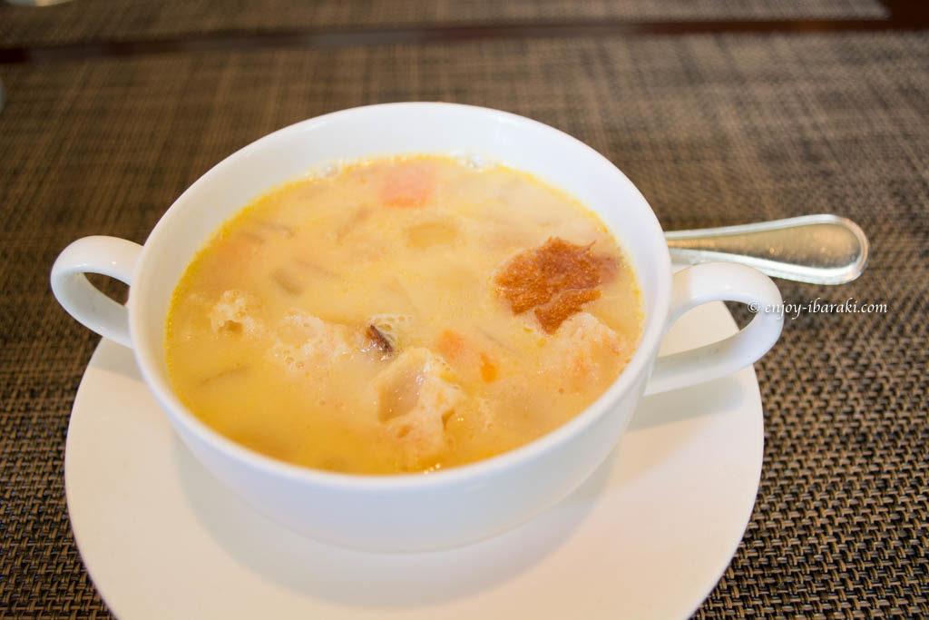 ビストロババのランチスープ