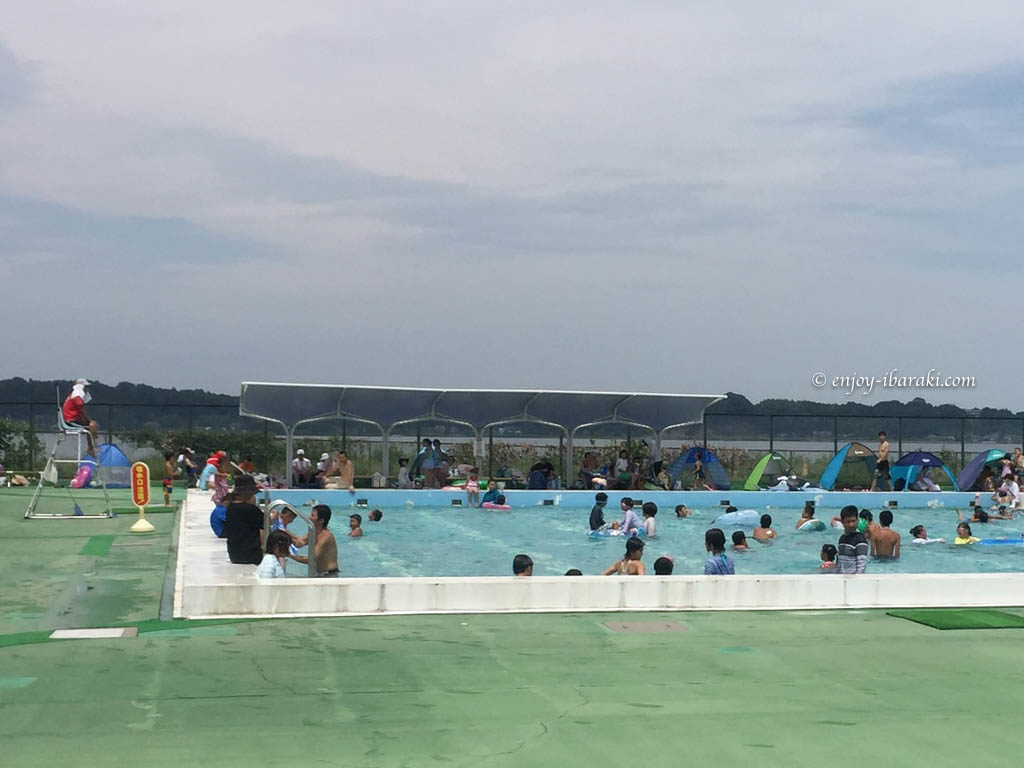 涸沼プール