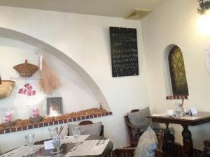 ラヴィプロバンソの店内